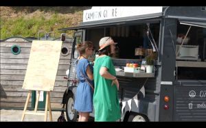 Camion givré foodtruck gourmand